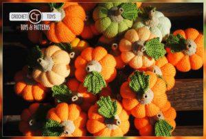 Сrochet pumpkin