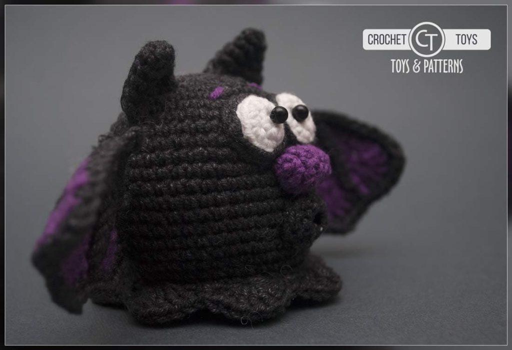 Crochet Bat