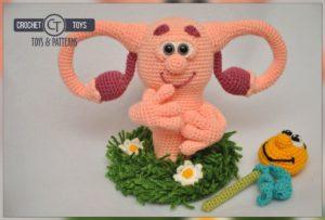 Crochet Uterus
