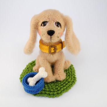 Crochet Pattern Spaniel Dog Breed