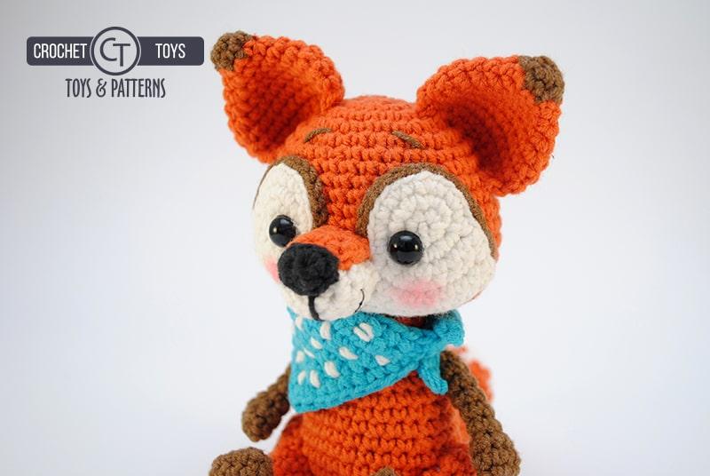 Crochet Fox