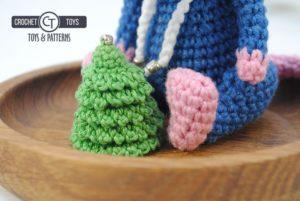 Crochet Rat