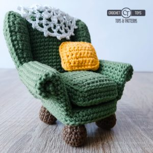 Mini armchair