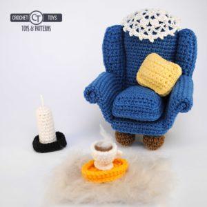 Mini armchair