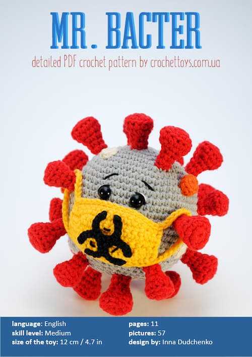 Amiguroom Toys | Free amigurumi patterns | 708x500