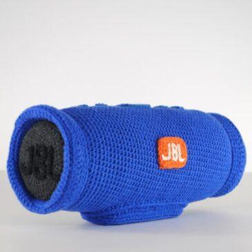 Amigurumi Crochet Portable Speaker