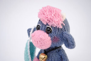 Amigurumi Crochet Bull