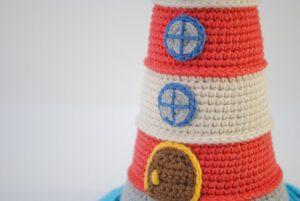 Crochet Lighthouse