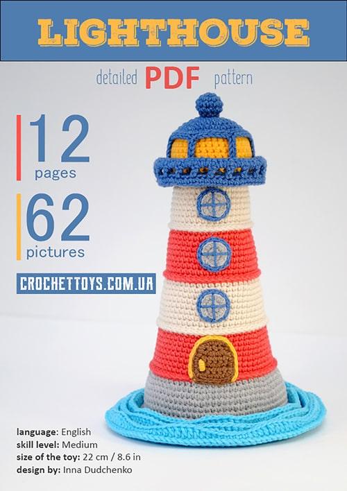 Lighthouse PDF Pattern